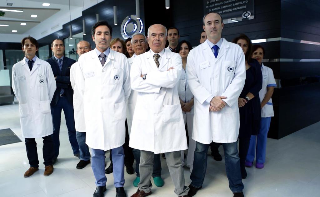 Un equipo especializado en mejorar su calidad de vida