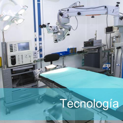 Tecnología de vanguardia en Vista Camacho Oftalmólogos